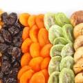 Сухофрукты - Dried fruits