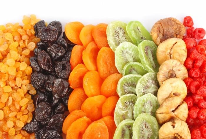 shutterstock 103651985 700x475 Сухофрукты   Dried fruits