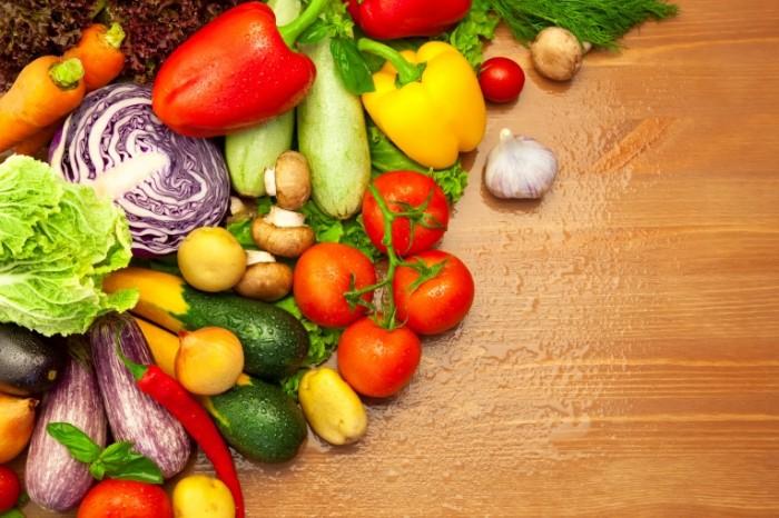 shutterstock 111433139 700x466 Овощи   Vegetables