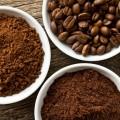 Кофе молотый и в зернах - Coffee beans and ground
