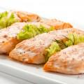 Запеченная форель - Baked trout