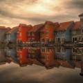 Дома у реки - Houses