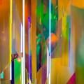 Цветное стекло - Colorful glass
