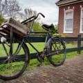 Старый велосипед - Old bicycle