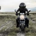 Маленький мотоциклист - Little Dark Rider