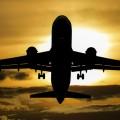 Plane in the sky - Самолет в небе