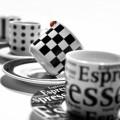 Black and white cups - Черно-белые кружки