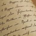 Manuscript - рукопись