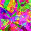 Abstraction purple - Абстракция фиолетовая