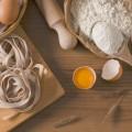 Pasta prepairing - Приготовление пасты