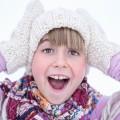 Girl in hat - Девочка в шапке
