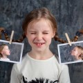 Девочка с косичками - Girl with braids