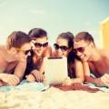 Друзья на пляже - Friends on the beach