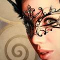 Девушка в маске - Girl in the mask