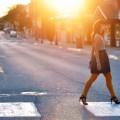 Девушка на дороге - Girl on the road