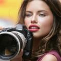 Девушка с камерой - Girl with camera