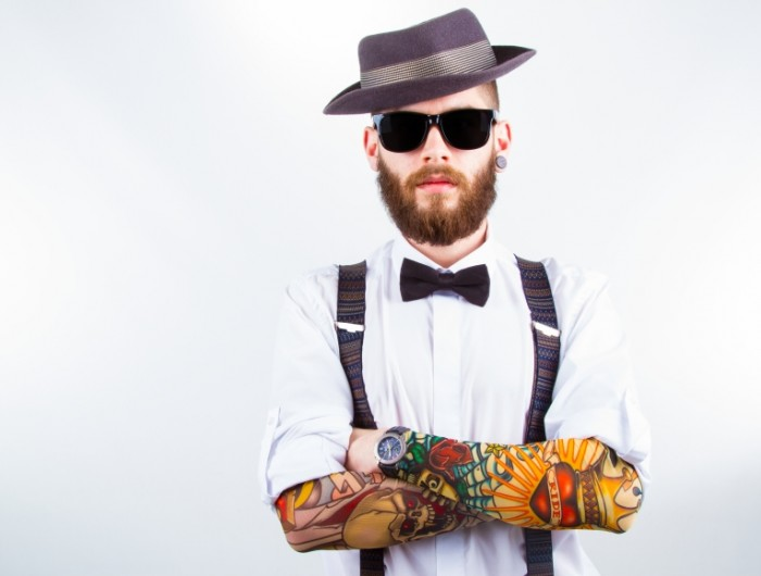 3a75ff8a2fbcdee 700x530 Парень с татуировками   Tattoo boy