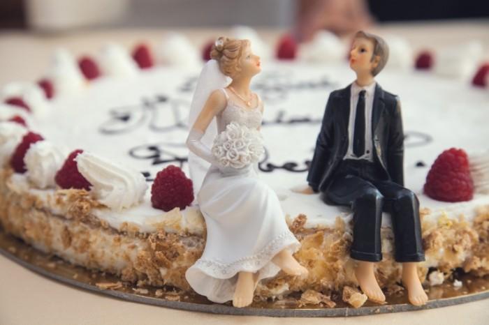 wedding cake 407170 700x466 Свадебный торт   Wedding cake