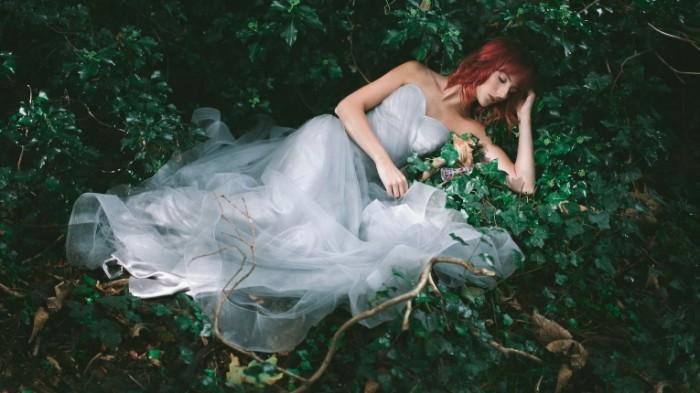 d719f9d4e08e7ab 700x393 Невеста в зелени   Bride in a green