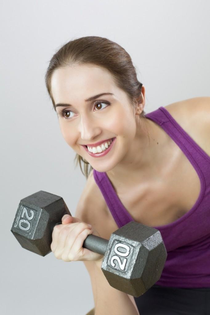 exercise 841167 682x1024 Упражнение с гантелями   Exercise with dumbbells