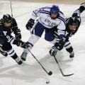Хоккеисты на льду - Hockey players on the ice