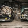 Две машины в гараже - Two cars in the garage