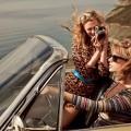 Девушки в машине - Girs in the car