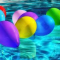 Цветные шары - Coloured balloons