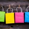 Цветные пакеты - Colored bags