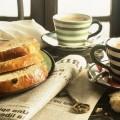 Завтрак на столе - Breakfast on the table