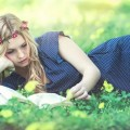 Девушка с книгой - Girl with a book