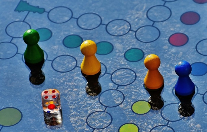 not ludo 1745954 1920 700x446 Настольная игра   Board game
