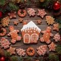 Имбирное печенье - Gingerbread Cookie