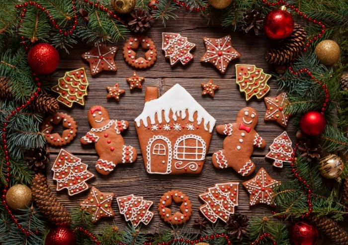 1479538160582ff5f0e281a2 64571436 700x493 Имбирное печенье   Gingerbread Cookie