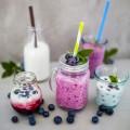 Вкусный молочный коктейль - Tasty milkshake