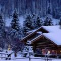 Зимняя дача - Winter village