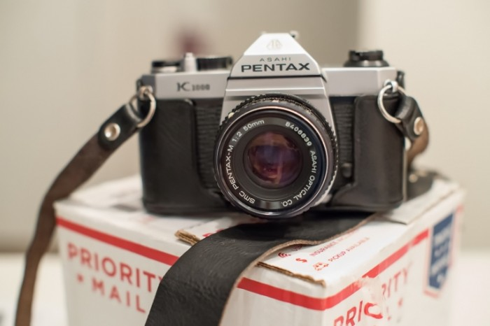 k1000 kamera fon makro 700x466 Фотоаппарат   Camera