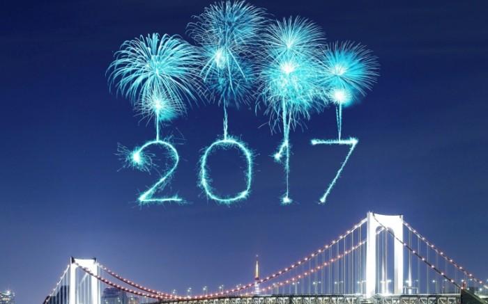 novyj god fejerverki 2017 scastlivyj 700x437 Новый год   New Year