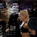 Спортивная девушка - Sport girl