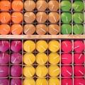 Цветные свечи - Color candle