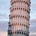 Пизанская башня - Leaning tower of Pisa