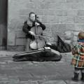 Уличный музыкант - Street musician