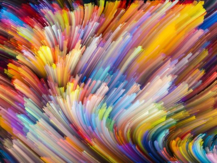 14853335655888643d3e93b9.72029442 700x524 Цветная абстракция   Color abstraction