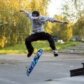 Скейтбордист - Skateboarder
