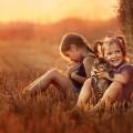 Дети с животными - Children with pets