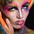Модный визаж - Fashion make up