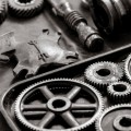 Металлическая шестерня - Metal gears