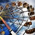 Колесо обозрения - Ferris wheel