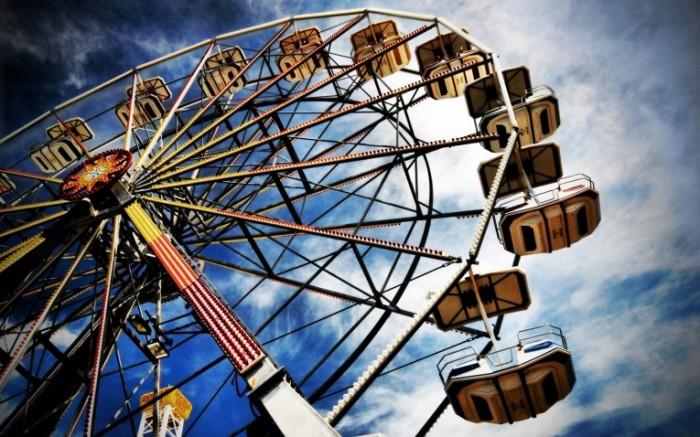 raznoe fee4766f8dab 700x437 Колесо обозрения   Ferris wheel