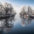Зимняя река - Winter river